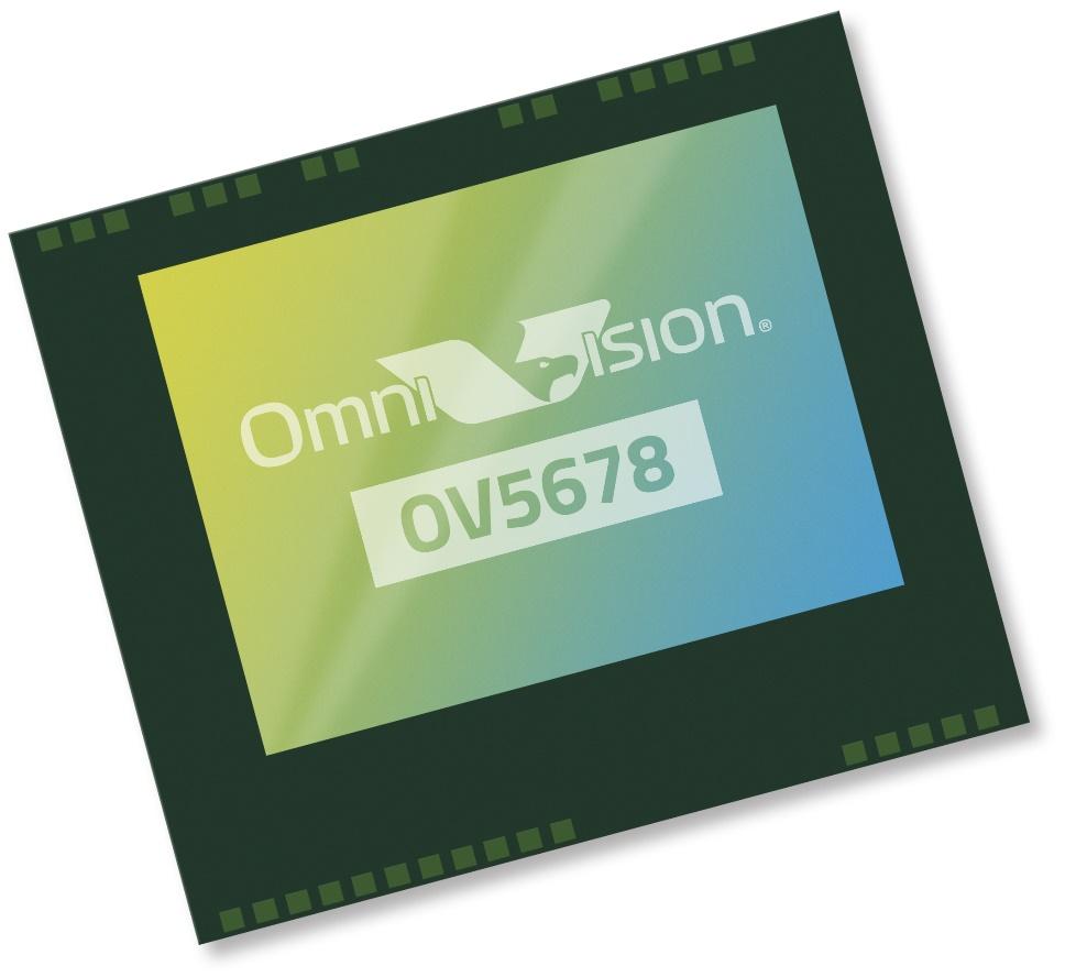 OmniVision全新发布500万像素RGB-IR图像传感器,专用于配备Windows Hello面部识别功能的二合一笔记本电脑