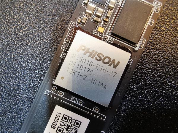 群联其实有四款PCIe 4.0 SSD主控:两款原生 两款升级