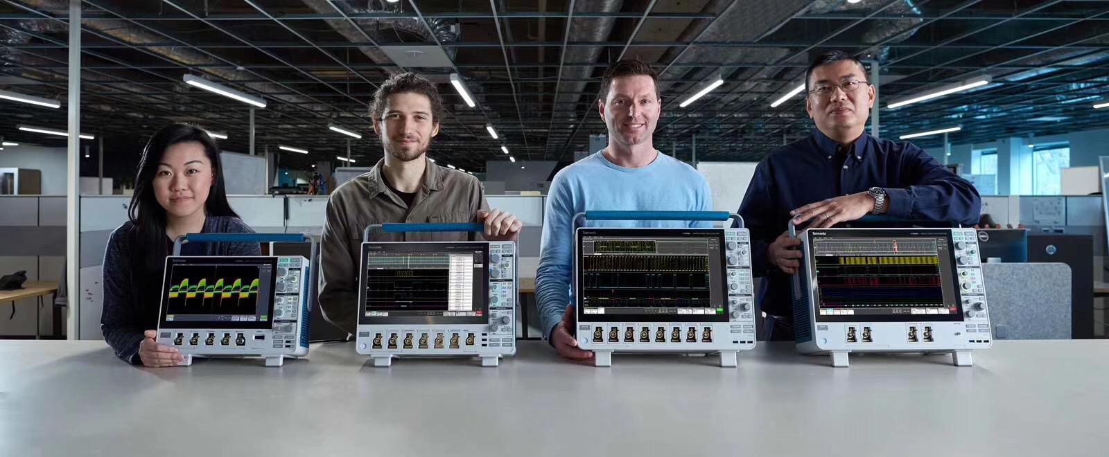 未來已來,泰克全新一代中端示波器 泰克推出 3系列MDO和4系列MSO