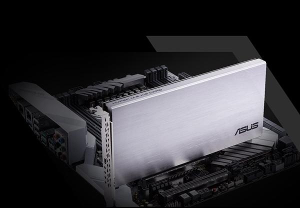 华硕四M.2 SSD扩展卡升级供电:最大输出14W