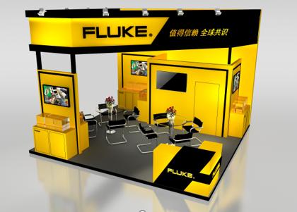 福禄克首次参加上海国际工业设备维护及升级工程展览会(SMEE)