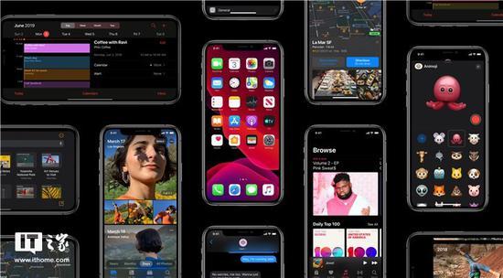 苹果iOS 13开发者预览版Beta 2开始OTA推送