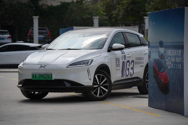 自動駕駛深如海 小鵬汽車為何優先打磨自動泊車技術?