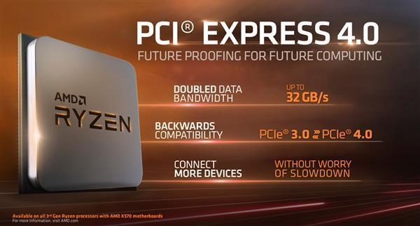 Intel强烈质疑PCIe 4.0 AMD如此回应:先有鸡先有蛋的问题