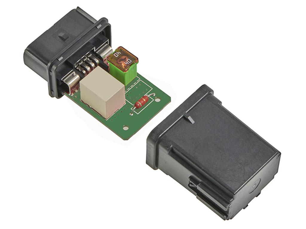 Molex发布微型配电箱(µPDB)密封模块