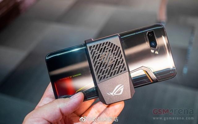 华硕ROG Phone 2国外正式发布 顶级硬件配置