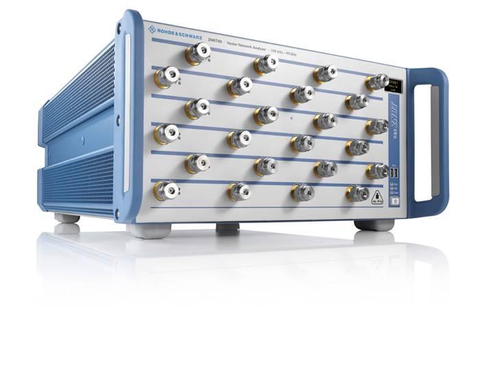 罗德与施瓦茨联合Marvin Test Solutions共同为5G波束赋型IC开发了一个交钥匙生产型测试解决方案