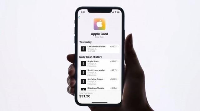 苹果已做好准备:Apple Card 8月发行