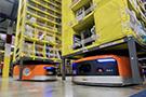 亚马逊最新仓库机器人,年内将进驻全球物流中心