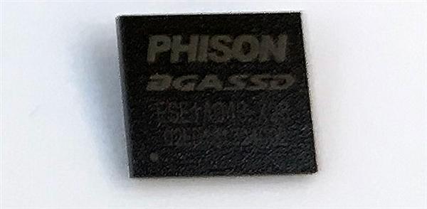 群聯宣布BGA封裝迷你SSD:1.7GB/s高速功耗僅1.5W
