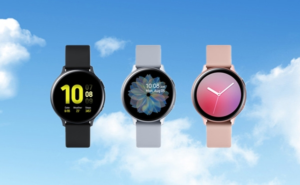 三星Galaxy Watch Active2发布:279美元起