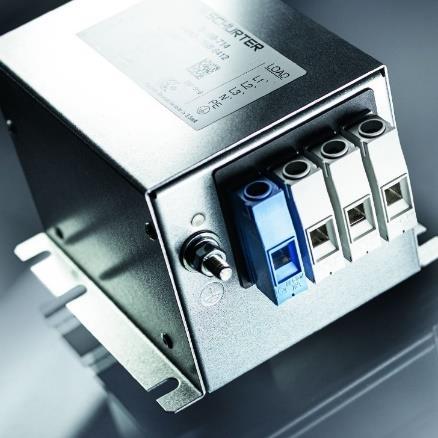 FMAD NEO:三相带中线电源滤波器