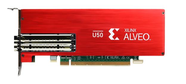Xilinx扩展 Alveo 系列产品,推出面向任意服务器和各种云的业界首款自适应计算、网络和存储加速器卡