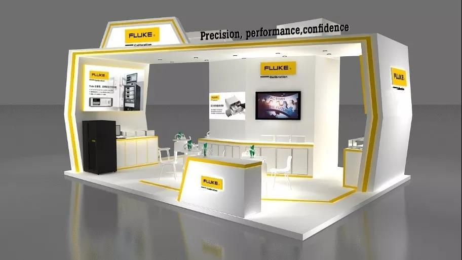 福禄克计量校准与您相约2019中国(上海)国际传感器技术与应用展览会