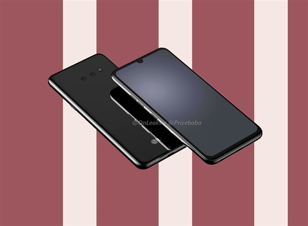 下月发布!LG G8X曝光:升级为屏下指纹、依然保留3.5mm耳机孔