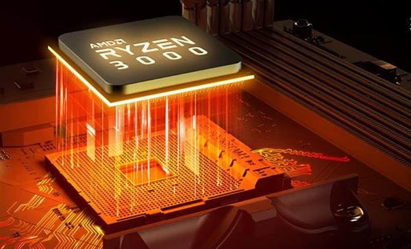 点赞 AMD增加最大加速频率参数标注信息