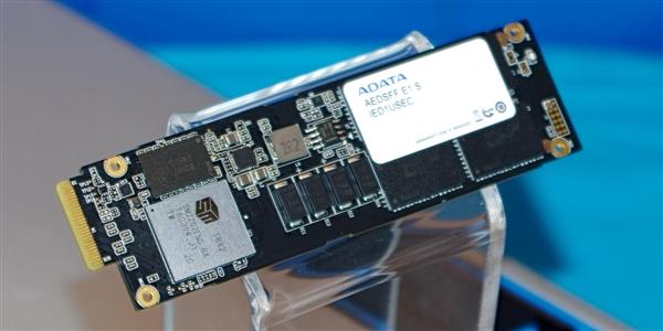 "Intel的""40米长尺""发扬光大:M.2被完美取代"