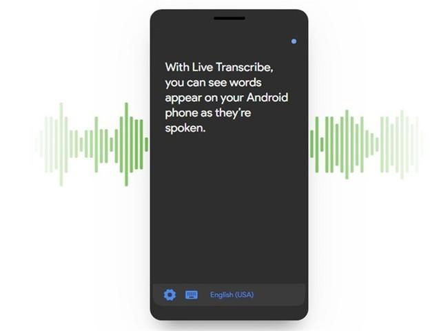 谷歌开源Live Transcribe语音识别转文字工具