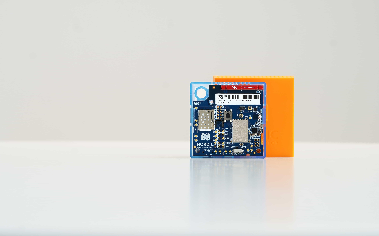 Nordic Semiconductor Thingy:91可让客户在短短数天内实现简化的蜂窝物联网原型开发
