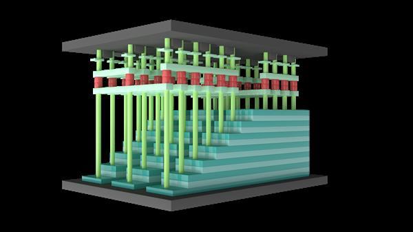紫光国产64层3D闪存正式亮相:Xstacking堆栈 256Gb核心