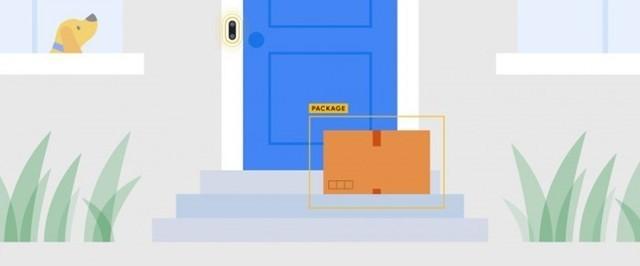 谷歌Nest Hello在門口檢測到包裹后會通知業主