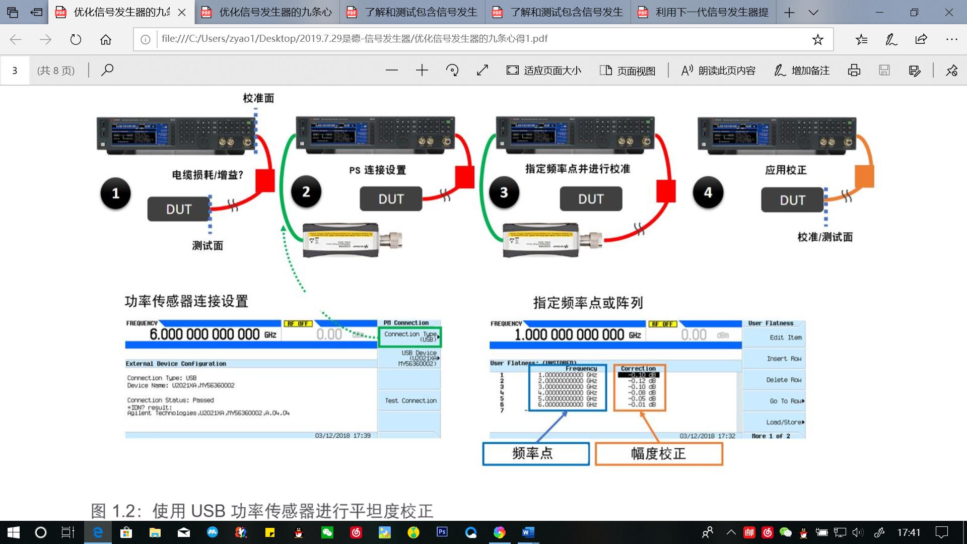 信号发生器基础知识