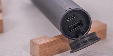 是手電筒也是充電寶:紫米隨身強光手電筒開箱評測