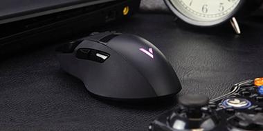 拆解报告:RAPOO雷柏双模无线充电游戏鼠标(VT950Q)