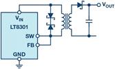 无需光耦合器的反激式转换器:现有选项