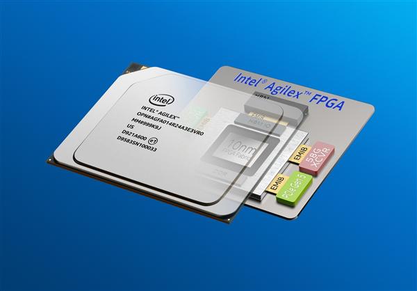 Intel開始出貨10nm Agilex FPGA:DDR5、PCIe 5.0