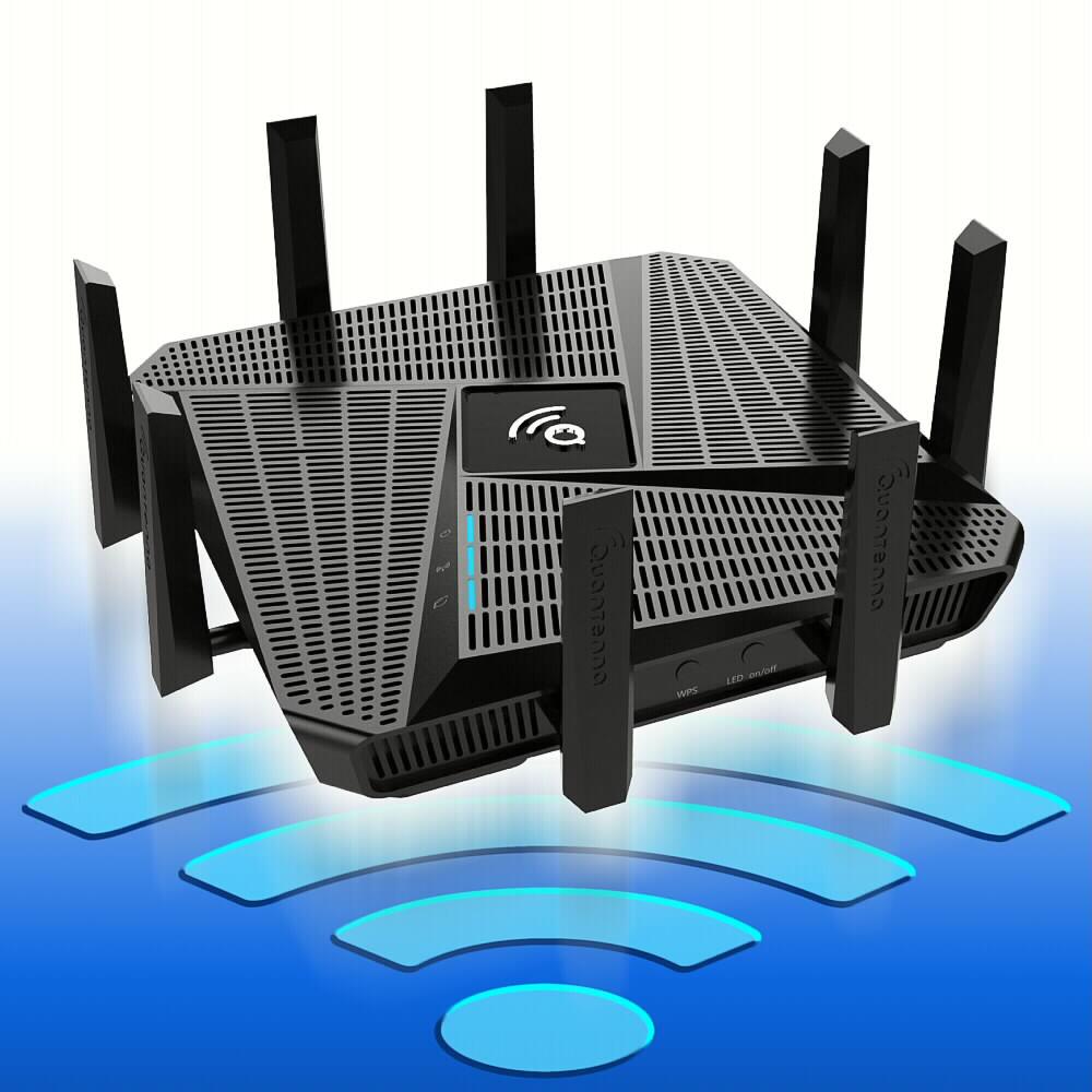 安森美半导体旗下的Quantenna联接方案推出Wi-Fi 6 Spartan路由器参考设计以满足最严苛的无线网络性能和覆盖要求