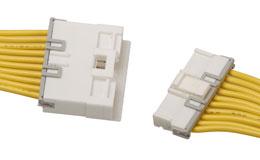 Molex宣布推出新型MicroTPA 2.00毫米线对板和线对线连接器系统