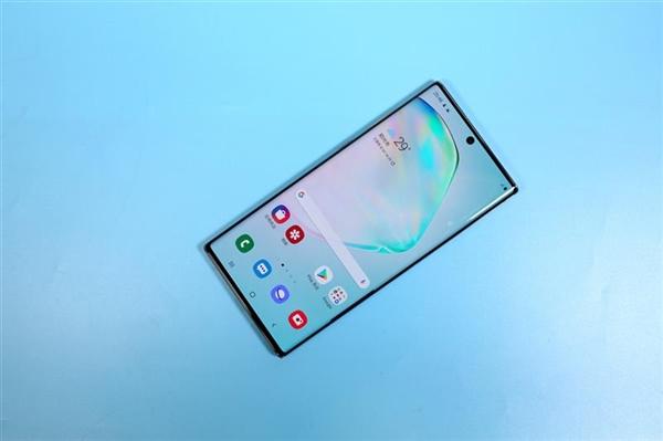 三星Galaxy Note 10获得Wi-Fi 6认证:全球第一