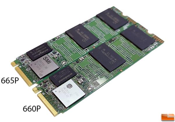 Intel推出新一代QLC固态盘665p:96层堆叠、速度提升50%