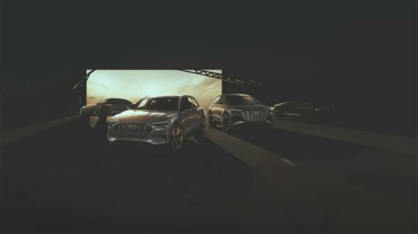 奥迪发布全新纯电概念车预告图:酷似A5/基于PPE平台打造