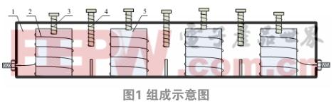 45MHz宽带螺旋带通滤波器研究设计