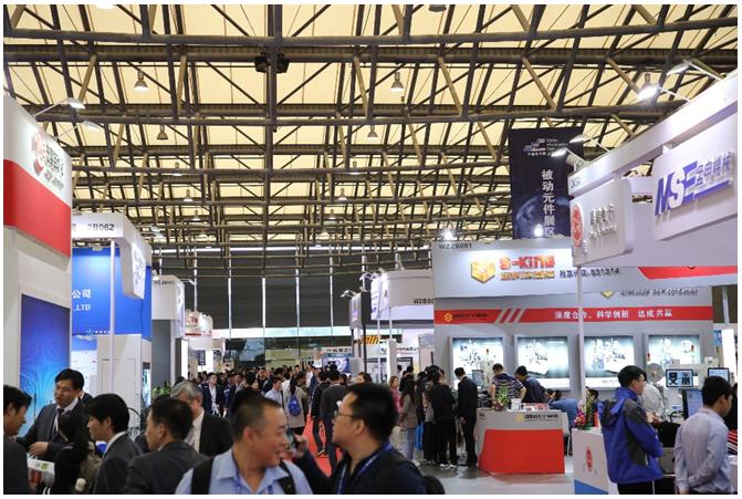 电子元器件、5G、IoT、汽车电子,都在94届中国电子展