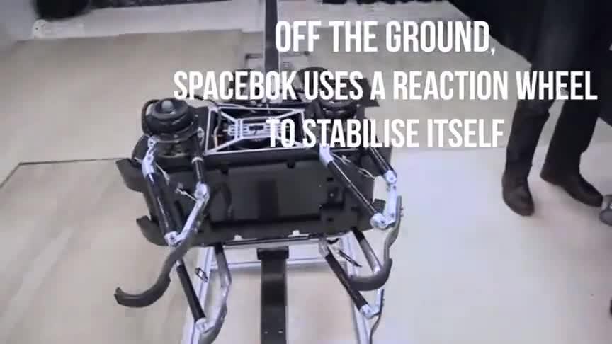 探索外星的機器人要有什么本領?