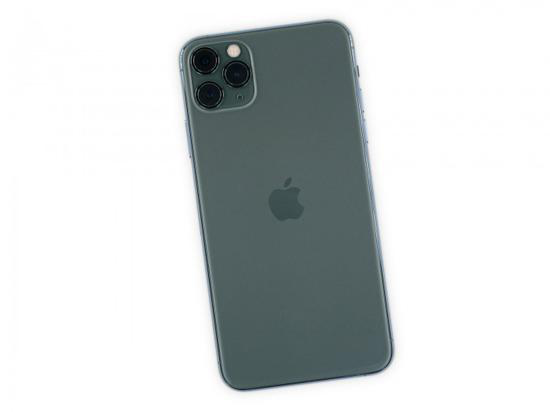 iPhone 11 Pro Max成新iPhone中最受欢迎的单品