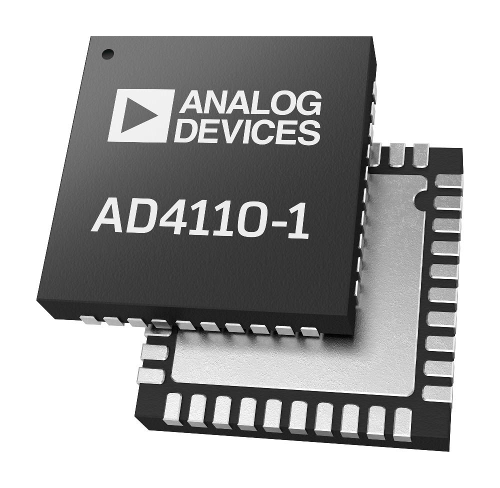ADI公司推出集成ADC、适用于工业过程控制系统的软件可配置模拟前端