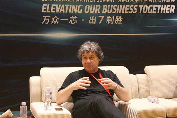 AMD计算与图形首席技术官Joe Macri:7nm节点将持续较长时间