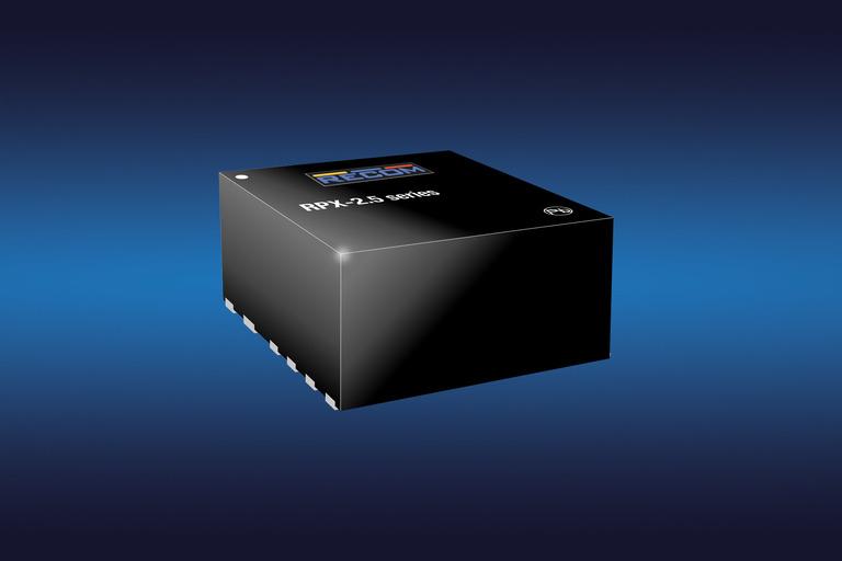 QFN封装之薄型电源模块