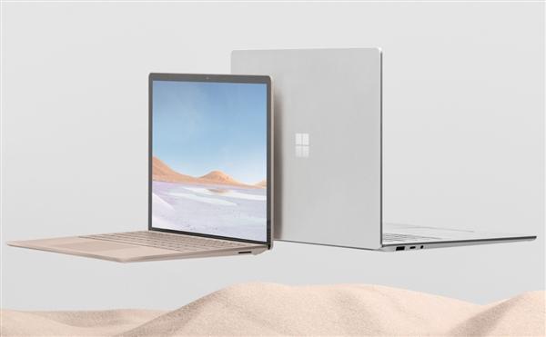 Surface Laptop 3 AMD/32GB内存版消失:订单被取消