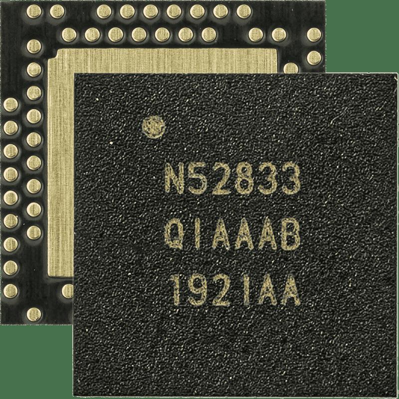 可用于105℃环境温度的Nordic蓝牙5.1 SoC 能实现更广泛的并发多协议低功耗蓝牙、mesh和Thread应用