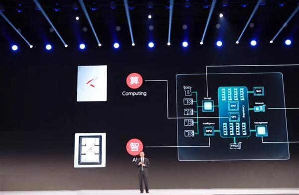 麒麟960之后 華為鯤鵬920獲領先科技成果獎:兼容ARM架構