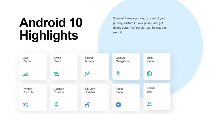 Android 10 正式版發布,亮點功能知多少?