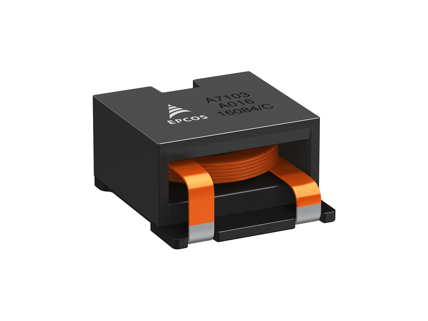 电感器:TDK推出紧凑型、SMT、大电流扼流圈产品