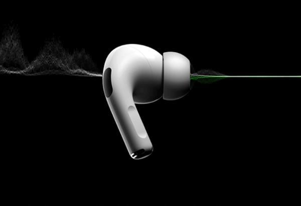 苹果AirPods Pro耳机电池容量揭晓:43mAh能用5小时