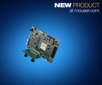 Microsemi PolarFire FPGA視頻與成像套件在貿澤開售  支持4K視頻應用向小型化、低功耗發展