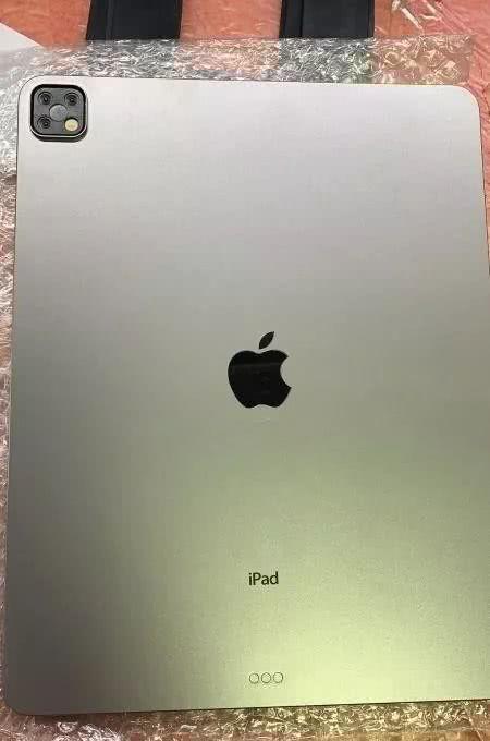 苹果新iPad Pro曝光:明年上半年发布、后置摄像头升级